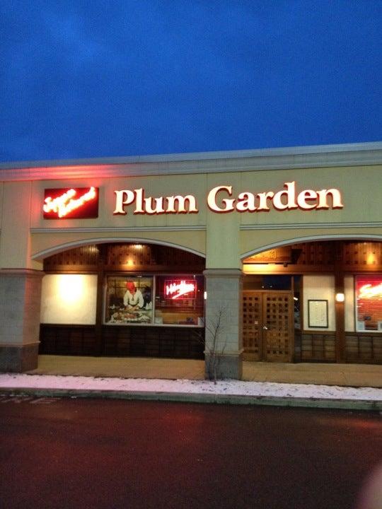 Plum Garden,