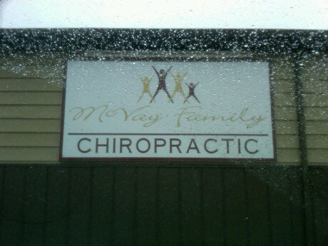 MCVAY FAMILY CHIROPRACTIC,