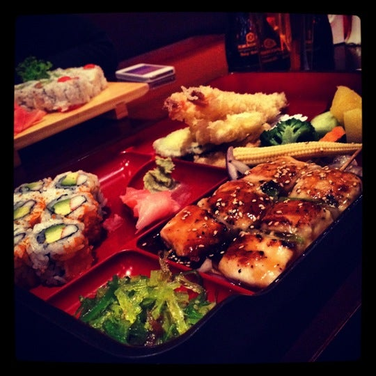 Oyama Japanese Steakhouse