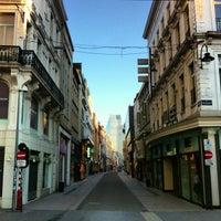 Nieuwstraat / Rue Neuve