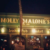 Molly Malones Irish Pub At Pa Thong Phuket