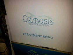 Ozmosis Health & Day Spa