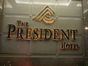The President Hotel - Gufha
