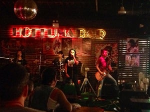 Hottuna Bar