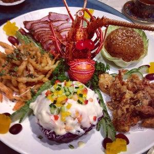 dari Tung Lok Seafood (Tuas) di Tuas |Singapura