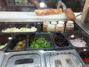 Subway - Citi Centre - Food Court