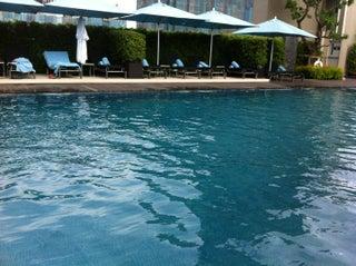 Bangkok Swimming