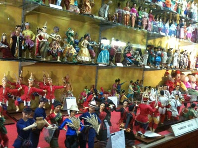 Bangkok Dolls Museum