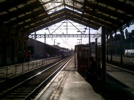 Station van Carcassonne