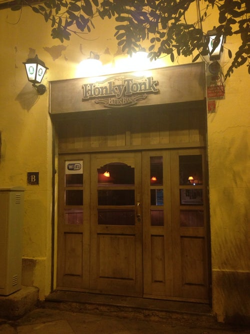 Honky Tonk Blues Bar