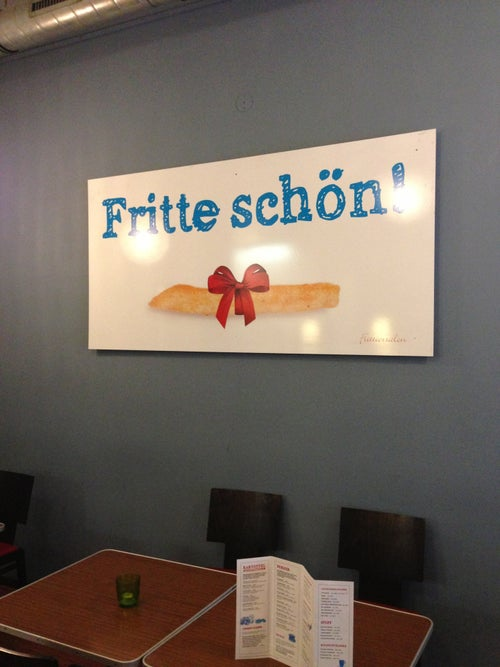 Frittiersalon