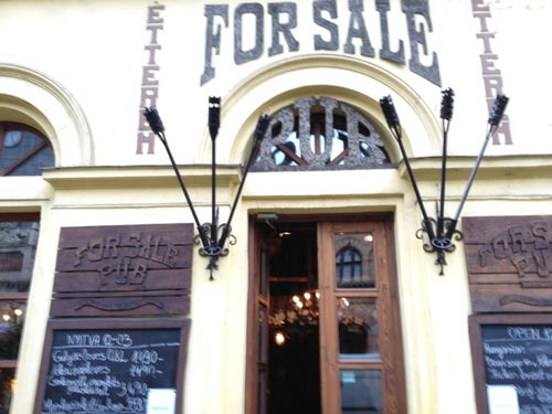 For Sale Pub