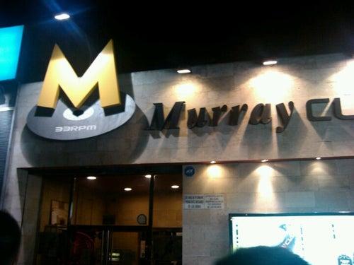 Murrayclub