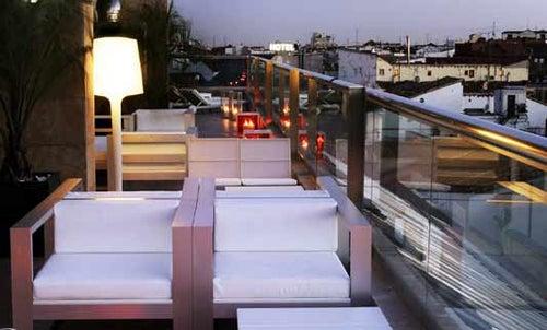 La Terraza Del Urban Bar In Madrid Spain Travel Guide