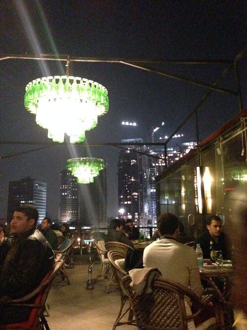 Roof Bar Nile Zamalek
