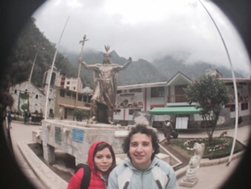 Plaza de Armas de Aguas Calientes
