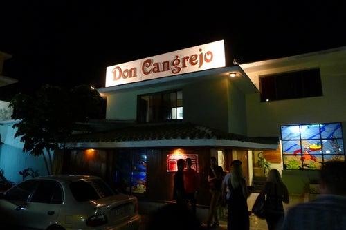 Don Cangrejo
