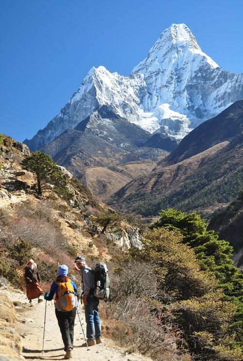 Nepal Hiking Team Sightseeing Tour In Kathmandu, Nepal