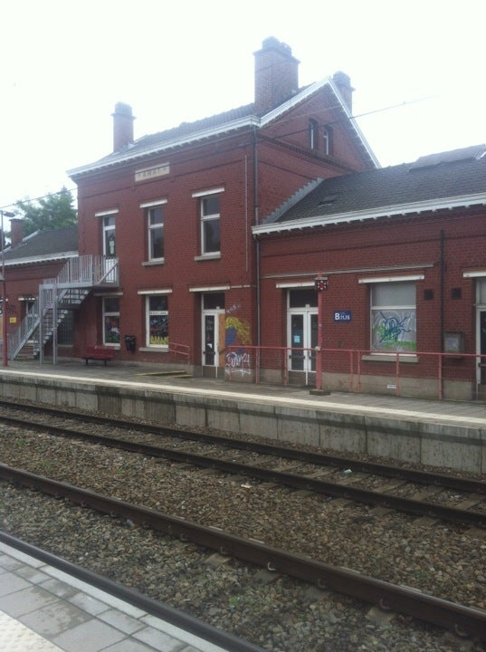 Gare d'Amay