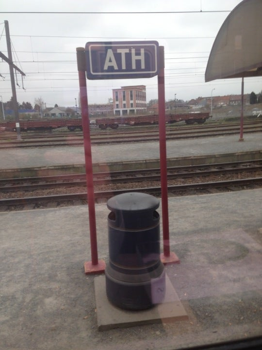 Station van Ath