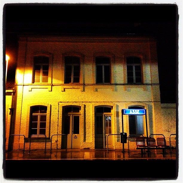 Gare d'Asse