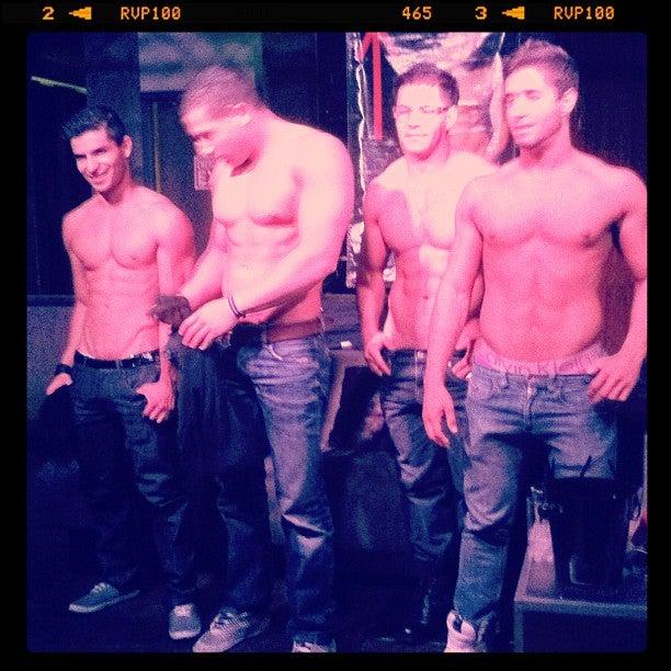 from Jesus gay danceclubs in los angeles