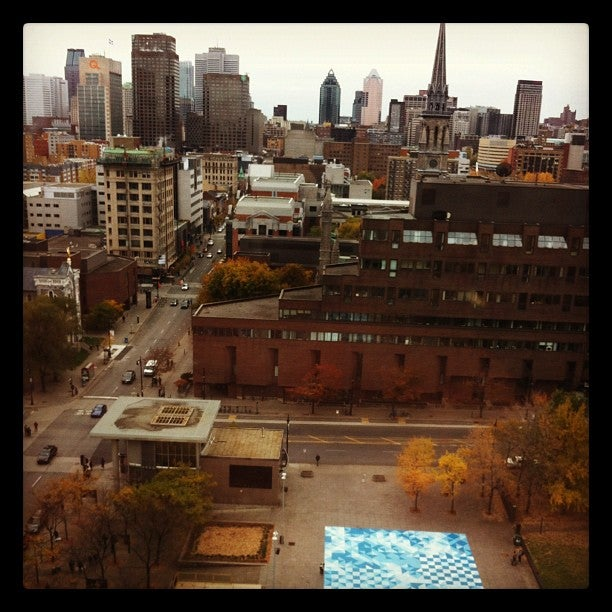 hotels in gay montreal