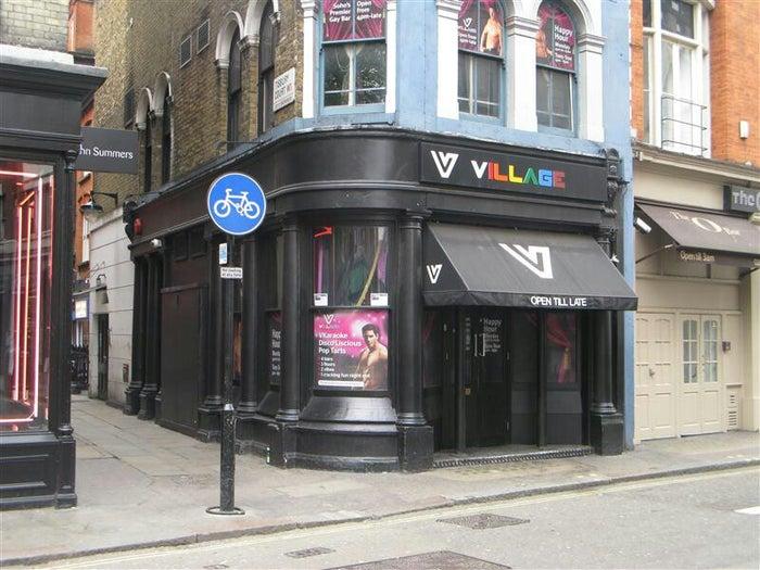 from Demetrius gay friendly restaurants london