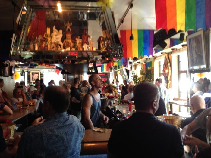 new york city gay bars listing