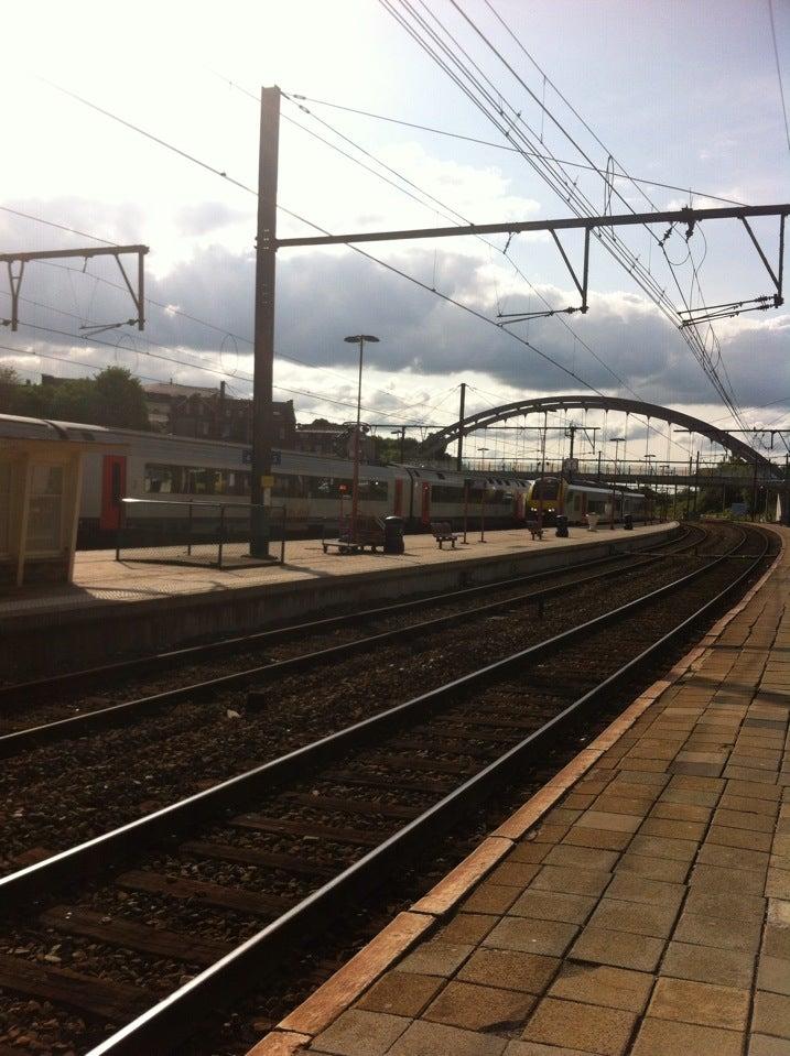 Station van Libramont