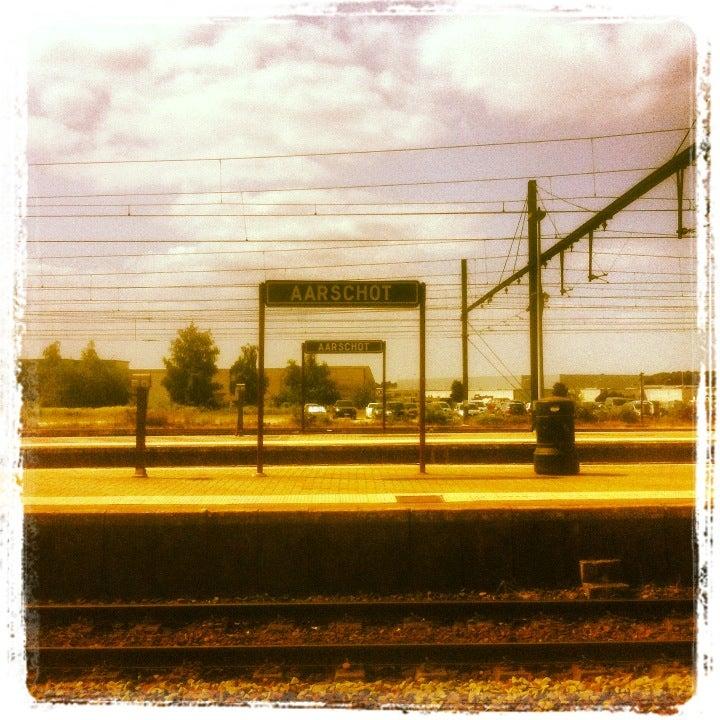 Station van Aarschot
