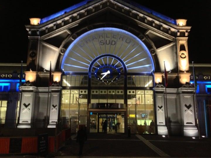 Gare de Charleroi-Sud