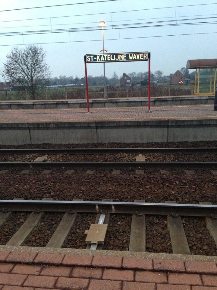 Gare de Sint-Katelijne-Waver