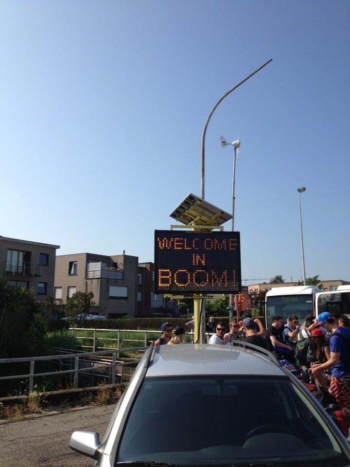 Gare de Boom