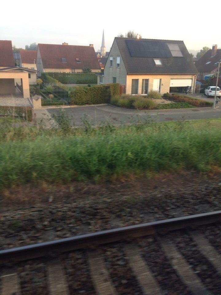 Station van Terhagen