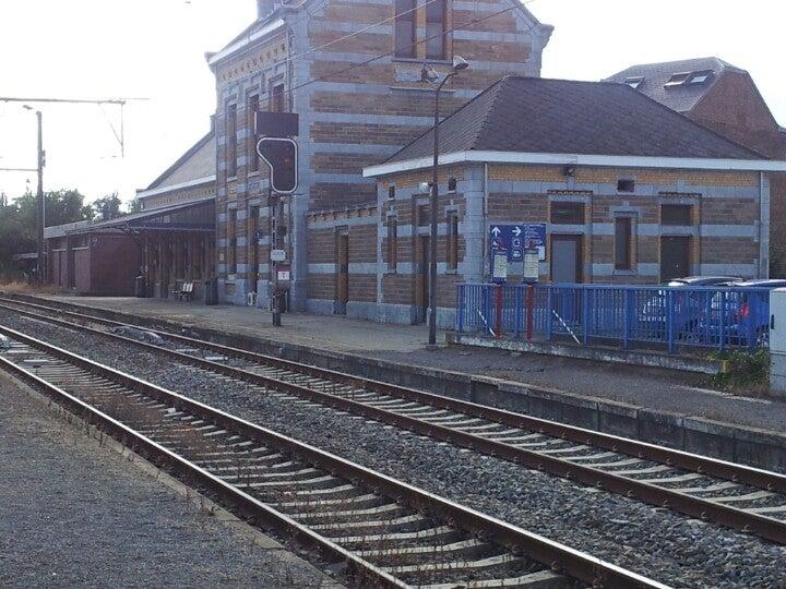 Gare de Jemeppe-sur-Sambre