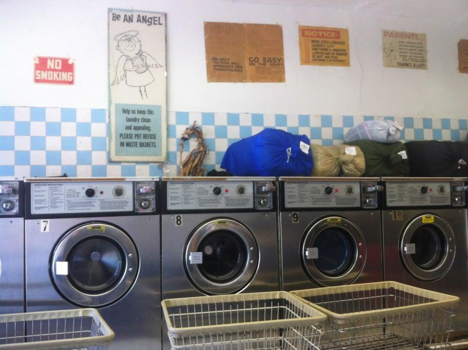 Skc Laundromat   Explore BK Neighborhood Favorites