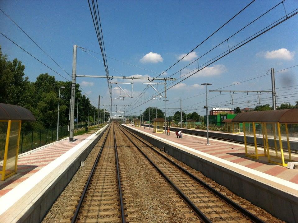 Gare de Duffel