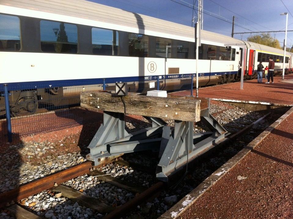 Station van Eupen