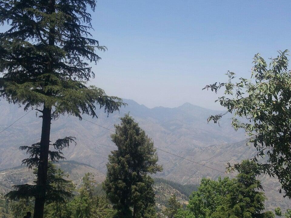 Kufri Mountain