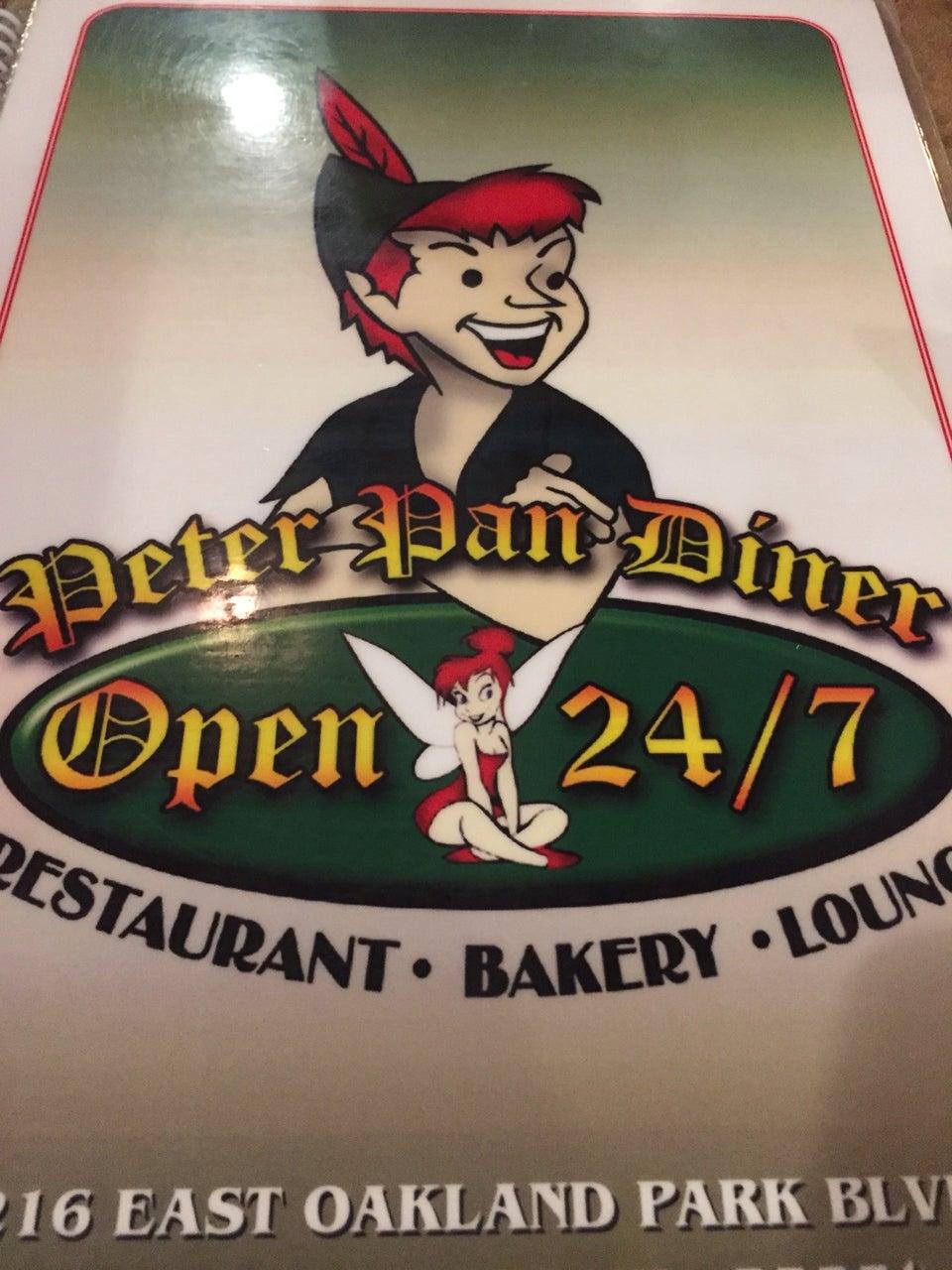 Photo of Peter Pan