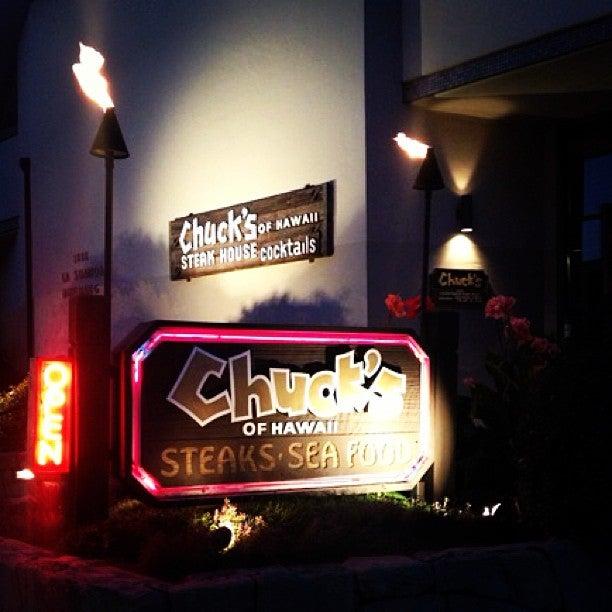 Chuck's Of Hawaii