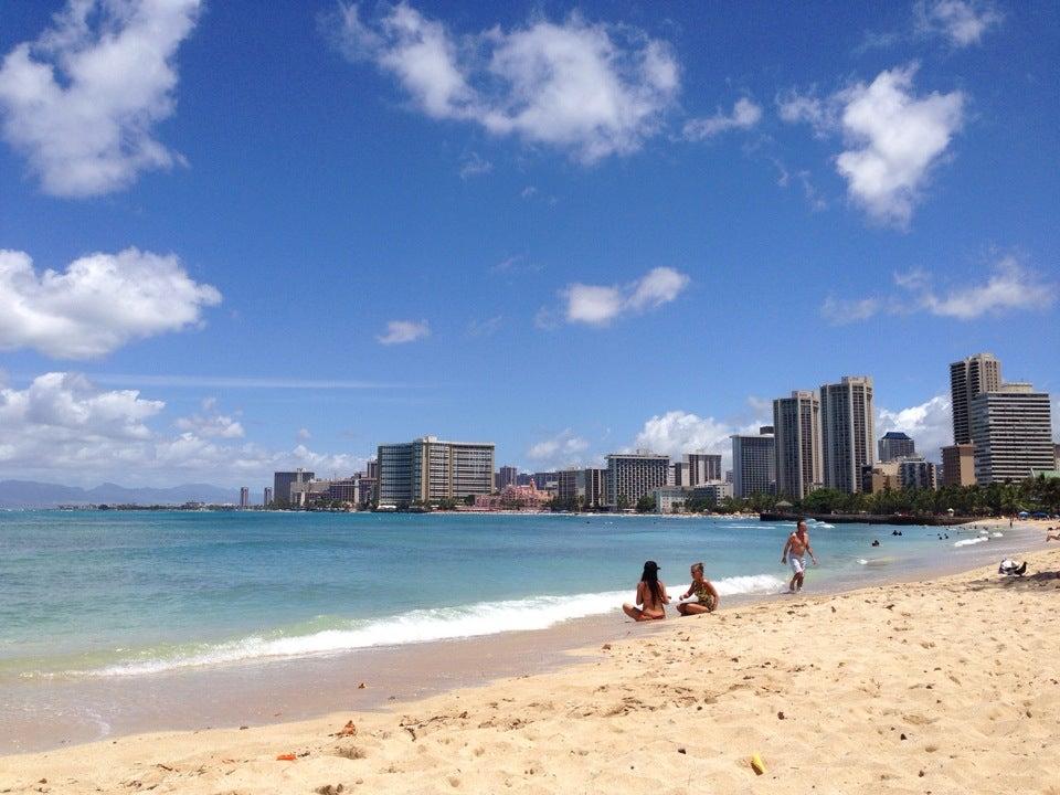 Photo of Queen's Surf Beach