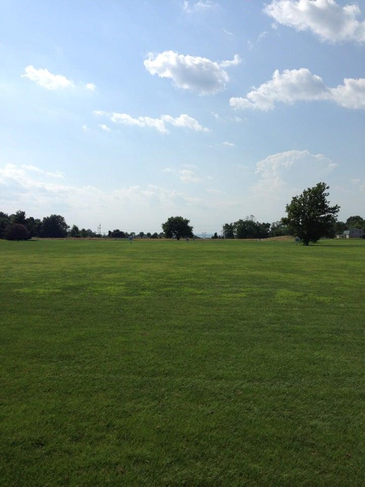 Center Square Golf Club, Center Square Course