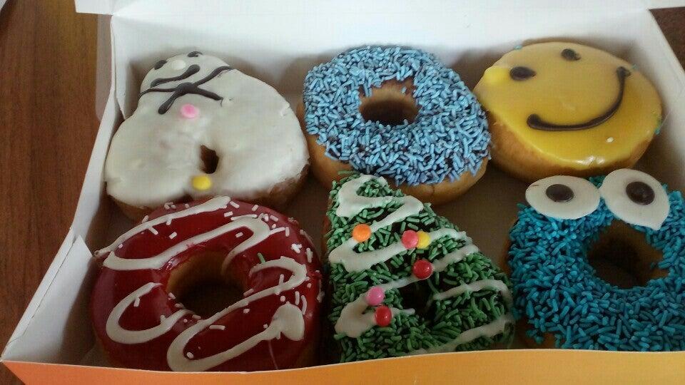รูปภาพ - ในHayam Wuruk จากร้านDunkin'Donuts Business Meeting - Jakarta