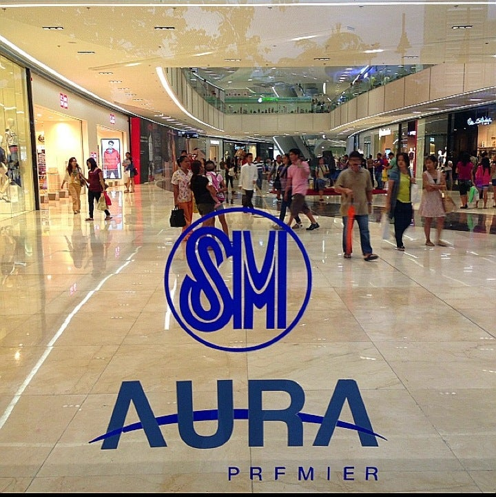 Sm Aura Premier At The Fort