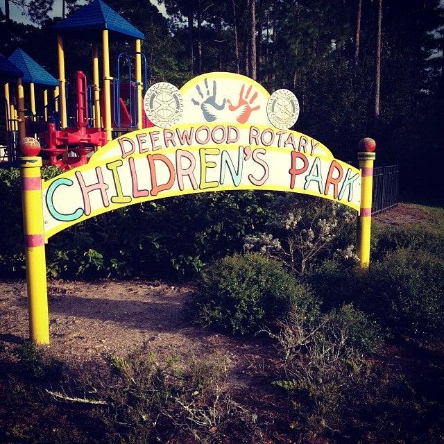 Deerwood Rotary Children's Park