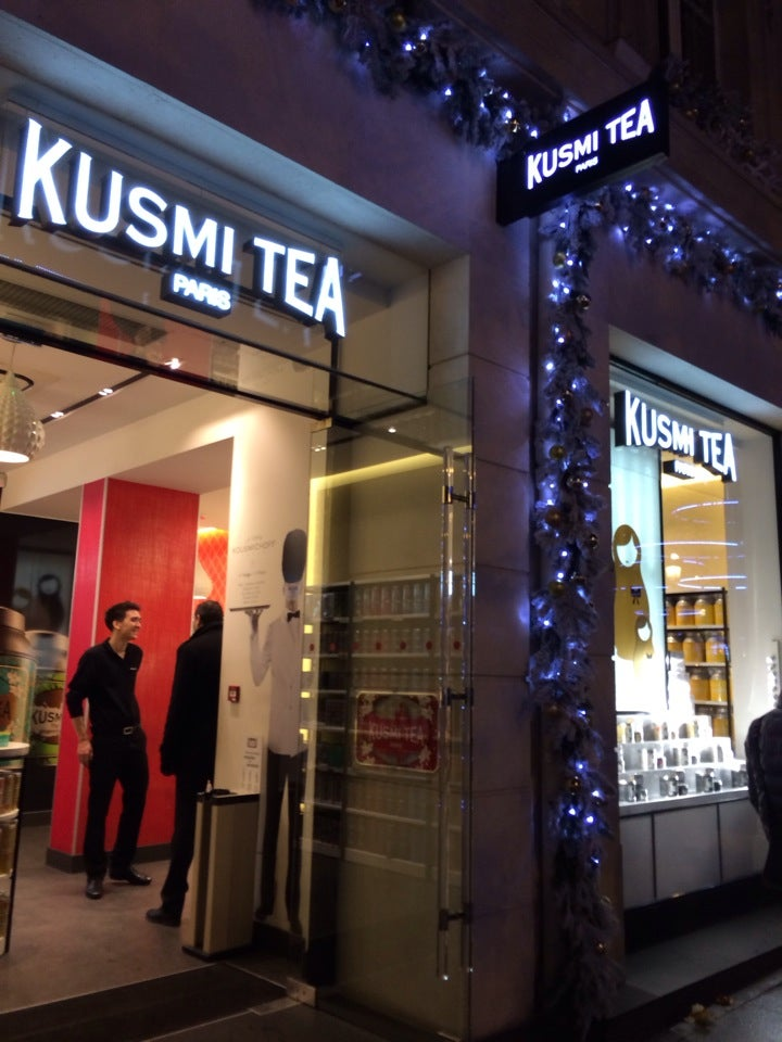 Kusmi Tea Champs-Elysees