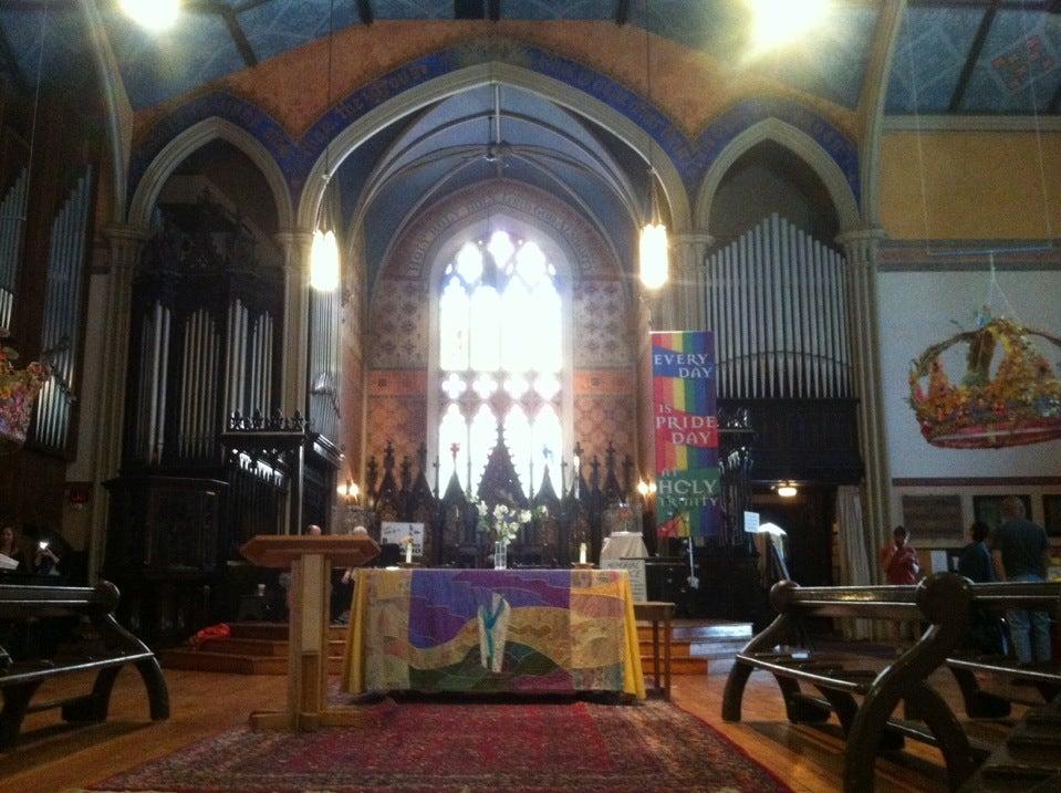 The Church Of The Holy Trinity