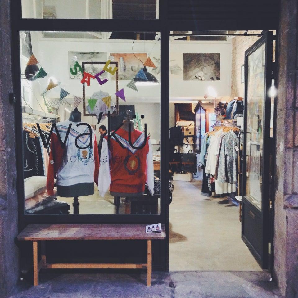 wa'kü. store&gallery